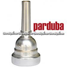 Parduba Double Cup Trombone Mouthpiece Olvera Music