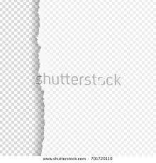 paper flyer torn paper ripped edge flyer poster stock vector 701729119