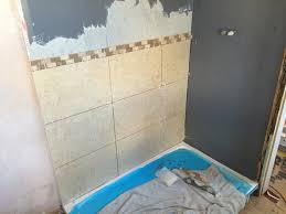tiling a shower enclosure uk bathroom