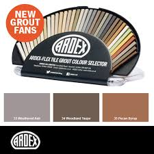 Tile Grout Colours Ardex Building Products Tile Colours