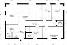 3 bedroom floor plan with dimensions pdf two bedroom home plans designs floor plans 3 bedroom