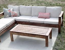 diy deck furniture best 25 diy outdoor furniture ideas on patio diy
