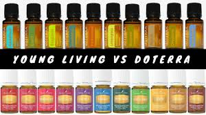 Young Living Vs Doterra Which Is Better