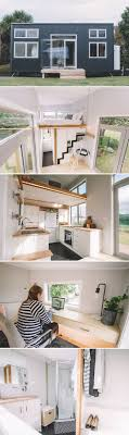 From New Zealand tiny house builder Build Tiny is the Millennial Tiny House,  available for