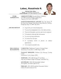 Good Caregiver Resume Sample Caregiver Resume Samples Elderly Updated Sample Caregiver Resume 5