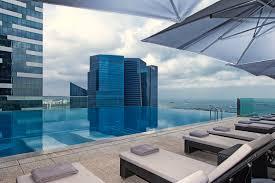 infinity pool singapore hotel. Infinity Pool Singapore Hotel O
