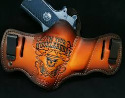 i m your huckleberry holster