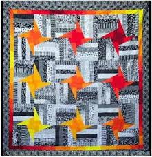 21 best Jelly roll quilts images on Pinterest   Knitting, Black ... & Jelly Roll Patterns - Crazy Creek Quilts — Free quilt patterns Adamdwight.com