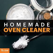 Homemade oven cleaner- Dr. Axe