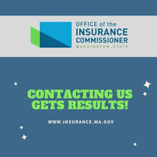 Washington insurance commissioner mike kreidler announced today that more than 50 insurance companies met the may 6 deadline to file rating plans that comply with his emergency rule to temporarily. Washington State Office Of The Insurance Commissioner Verified Page Facebook