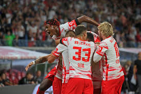 Sunday's clash between leipzig and stuttgart will by no means make crucial changes to the bundesliga standings at the end of the season. 3qdc9pdwrztxom