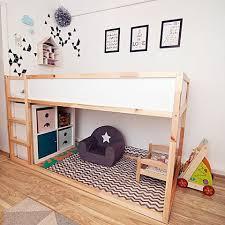 Kids loft bed ikea Space Saving 40 Cool Ikea Kura Bunk Bed Hacks Comfydwellingcom Pinterest 40 Cool Ikea Kura Bunk Bed Hacks Comfydwellingcom Room Sharing