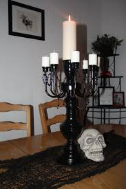 Mommy's Share Halloween Candelabra
