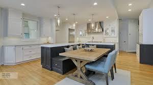 modern off white kitchen. Diy File Cabinet Kitchensland Cabinets Bar Table Park Ny Modern Off White With Dark Wood Kitchen