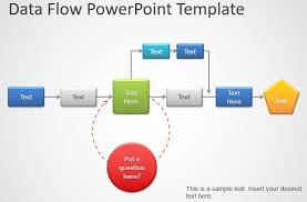 Ppt Flowchart Template Dataflowchartdiagram Slide Powerpoint Microsoft Powerpoint Flowchart