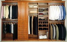 reach in closet systems. Reach-in Closet Features Drawer And Cabinet Section With Decorative Fronts. Reach In Systems C