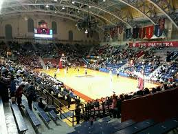 The Palestra Seating Chart Palestra Section 211 Row 12 Seat 10 Penn Quakers Vs