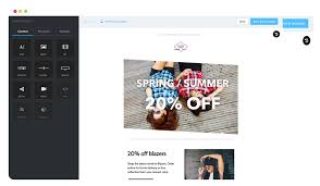 Photo Design Editor Free Download Free Beautiful Html Email Template Builder And Editor