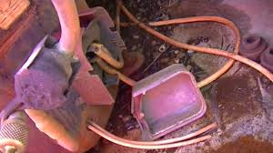 hvac service er motor capacitor failure