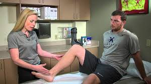Dr. Allison Phelps Discusses Ankle Sprains and Strains - Beacon's Corner -  YouTube