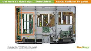 lg tv replacement screen for sale. lg plasma tv repair - how to replace ebr62294102 ysus board in 50pk tvs fix youtube lg tv replacement screen for sale