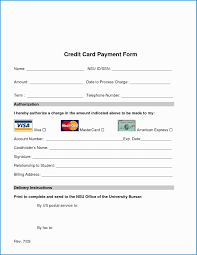 Html Form Sample Design 010 Free Credit Card Authorization Form Template Word Luxury