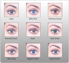 Pictures Of Eye Colors Eye Color Chart Eye Color Chart