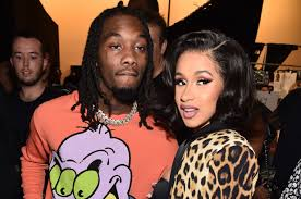 B K 707 Tube Tester Chart Offset Shares Sexiest Moments With Cardi B On Her 27th Birthday