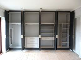 built in wardrobe ideas diy best triple drawer rage white painted also built wardrobe closet built