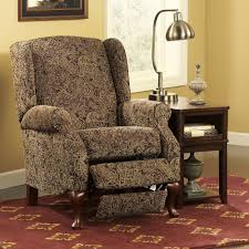 Overstock Living Room Chairs Signature Designs By Ashley Nadior Paisley Print High Leg Recliner