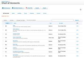 Set Up Chart Of Accounts In Xero Xero Woocommerce Docs