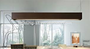 linear suspension lighting. linear suspension lights manufacturers 38inch long pendant lighting