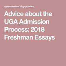 best college explorations the daily images advice about the uga admission process 2018 freshman essays