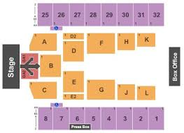 Seating Chart For Hershey Park Stadium With Seat Numbers Hersheypark Stadium Concert Seating Chart 2019