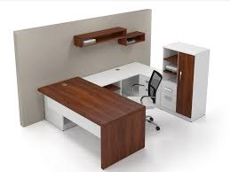 contemporary wood office furniture. Desk Furniture - Access#4 Contemporary Wood Office S