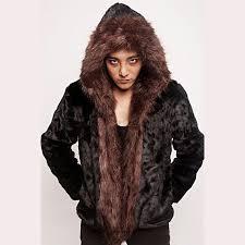 2018 whole 2016 black men fake rex rabbit fur coats faux brown fox fur collar new fashion warm winter hooded fur jackets luxury overcoats from longmian