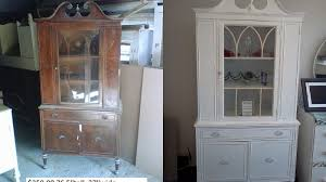 Painting Bedroom Furniture Before And After Painted Furniture Before And After Before And After Of Our Shabby