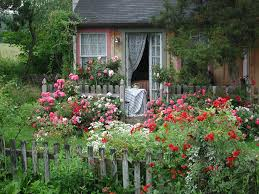 Small Picture 149 best Rose gardens and backyard sanctuaries images on Pinterest