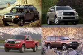 6 Best Used Off-Road Toyota Trucks and SUVs Under $20,000 for 2019 ...