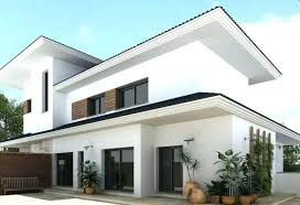 Exterior Home Paint Schemes Cool Design