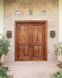 elegant front doors.  Elegant Mesquite Double Doors With Raised Panels On Elegant Front Doors T