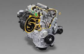 2AR-FE Toyota engine