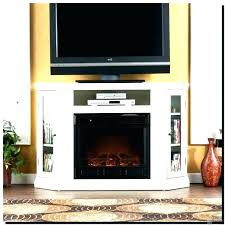 electric fireplace bathroom breezy