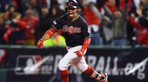 top moments of the mlb post season photo essay the  alds game 2 francisco lindor s sixth inning grand slam sparked the largest comeback in ns postseason history and helped cleveland come back from a