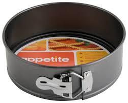 Купить <b>Форма</b> для выпечки стальная <b>Appetite</b> SL4002 (20х7 см) по ...