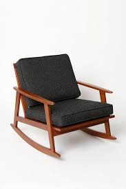 Best 25+ Midcentury rocking chairs ideas on Pinterest   Eclectic ...
