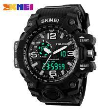 popular outdoor watch buy cheap outdoor watch lots from top brand luxury skmei men digital led military watches men s analog quartz digital watch outdoor sport
