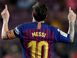 Legendary footballer Lionel Messi to ...