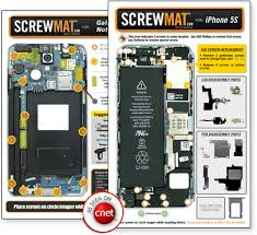 Iphone 4 Screw Chart Pdf 36 Rational Iphone 4 Screw Placement Chart