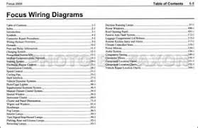 2008 ford focus alarm wiring diagram images 2010 ford fusion fuse pdf 2008 ford focus radio wiring diagram